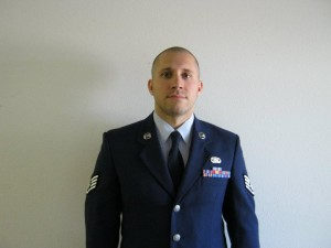 Richard Hansen U.S.A. Air Force