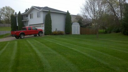 Lawn Mowing in White Bear Lake, MN