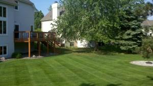 Oakdale Lawn Mowing